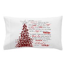 Luke 2:8 Pillow Case