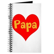 i love papa Journal
