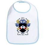 Tyrie Coat of Arms Bib
