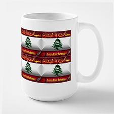 Lebanon, Lebanese Mug