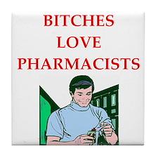 pharmacy Tile Coaster