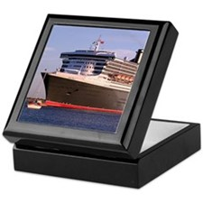 Cruise Ship 2 Keepsake Box