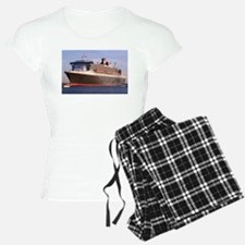 Cruise Ship 2 Pajamas
