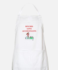 accountantt Apron