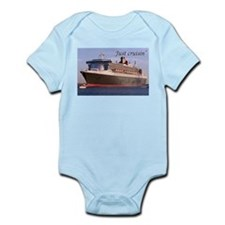 Just cruisin' 2 Infant Bodysuit