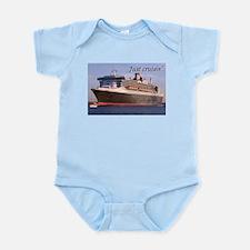 Just cruisin' 2 Infant Bodysuit