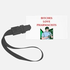 pharmacy Luggage Tag