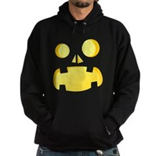 Screaming Jack-o-lantern Hoodie