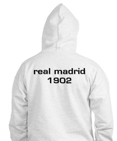 real madrid Jumper Hoody