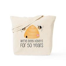 50th Anniversary Honey Tote Bag