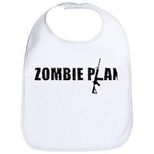 Zombie Plan for Zombiekamp.com Bib