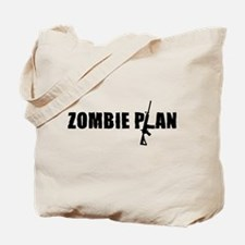 Zombie Plan for Zombiekamp.com Tote Bag