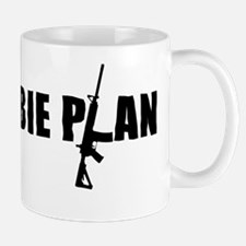 Zombie Plan for Zombiekamp.com Mug