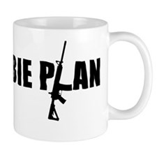Zombie Plan for Zombiekamp.com Mug