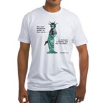T-Shirt - Mother Liberty - Fitted