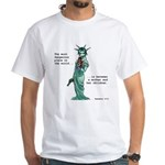 T-Shirt - Mother Liberty - White