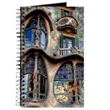 Gaudi Journals & Spiral Notebooks
