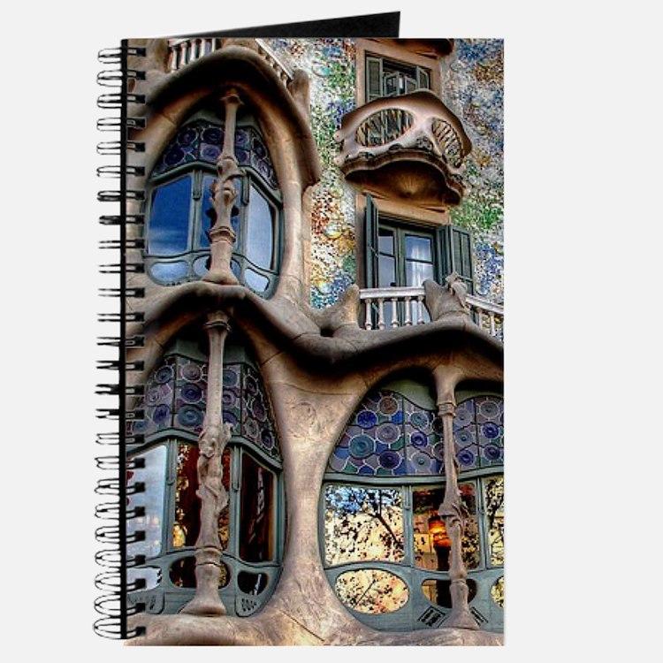 Casa Batlo by Antoni Gaudi Journal