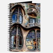 Casa Batlo by Antoni Gaudi Journal