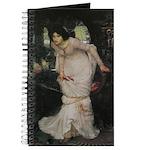 Lady of Shalott by Waterhouse Journal