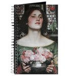 Gather Ye Rosebuds by Waterhouse Journal