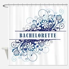 BACHELORETTE Shower Curtain