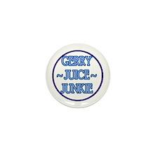 Gerry Juice Junkie Mini Button