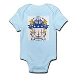 Treipland Coat of Arms Infant Creeper