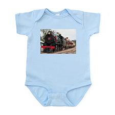 Pichi Richi Train, South Australia Infant Bodysuit