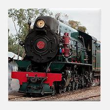Pichi Richi Train, South Australia Tile Coaster