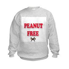 Cute No peanuts Sweatshirt