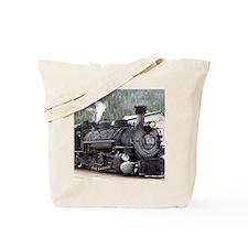 Steam Train: Colorado Tote Bag