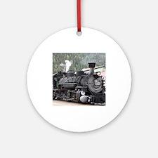Steam Train: Colorado Ornament (Round)