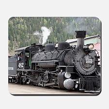 Steam Train: Colorado Mousepad