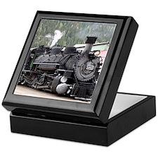 Steam Train: Colorado Keepsake Box