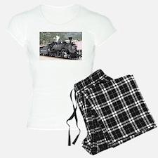 Steam Train: Colorado Pajamas