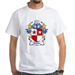 Townis Coat of Arms White T-Shirt