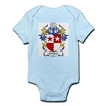 Townis Coat of Arms Infant Creeper