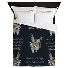 Animals Are Little Angels Queen Duvet