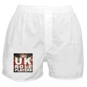 UK Role Players Boxer Shorts