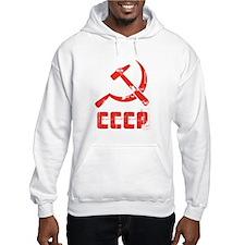 Vintage CCCP Jumper Hoody
