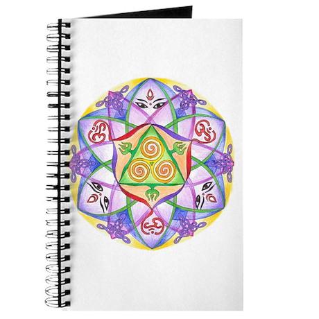 Celtic Triple Goddess Mandala.jpg Journal
