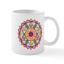 Shiva Shakti Mandala Mug