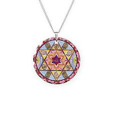 Shiva Shakti Mandala Necklace
