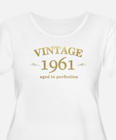 Vintage 1961 - aged to perfection T-Shirt
