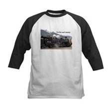 I'm hot and steamy: Colorado train 2 Tee