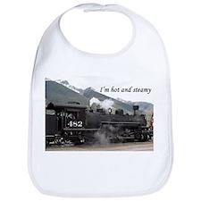 I'm hot and steamy: Colorado train 2 Bib
