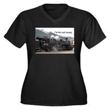 I'm hot and steamy: Colorado train 2 Women's Plus