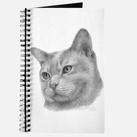 Burmese Cat Journal