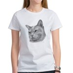 Burmese Cat Women's T-Shirt